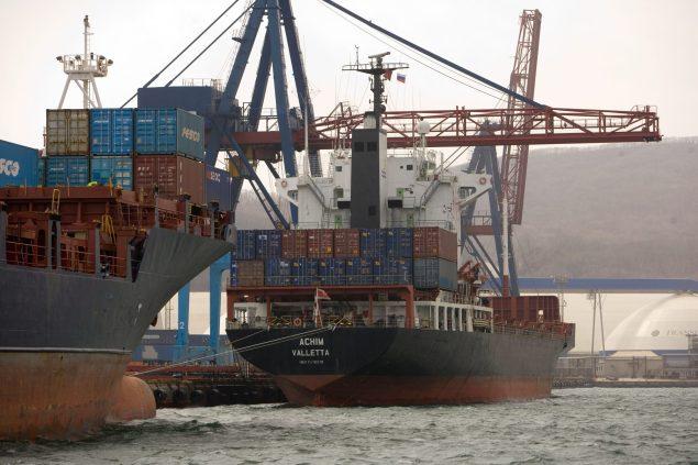 russia global ports vostochnaya