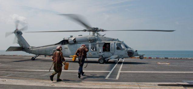 MH-60s knighthawk us navy
