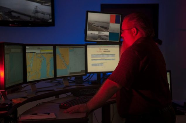USCG Vessel Traffic Service (VTS) Port Arthur, Texas