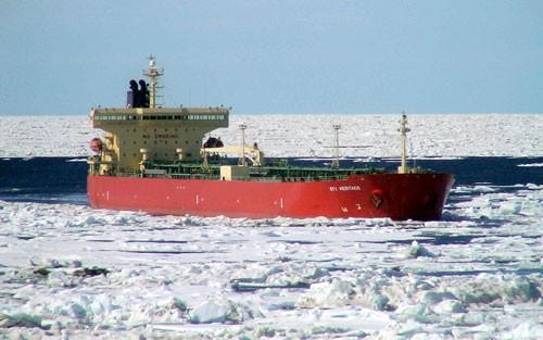 scorpio tanker ice-class