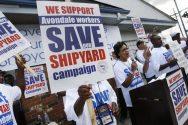 Huntington Ingalls Seeking Partners to Avoid Closure of Avondale Shipyard