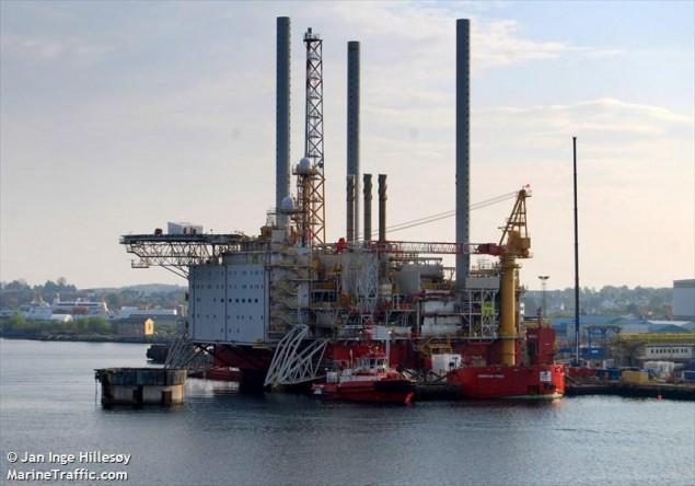 yme platform sbm offshore