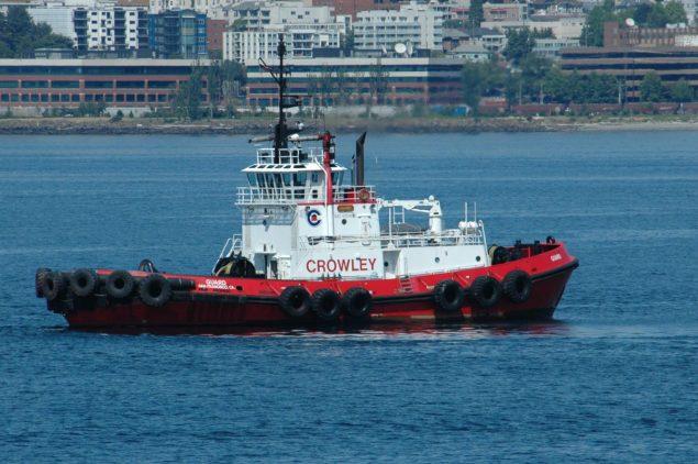 crowley guard tugboat