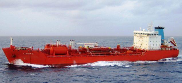 laguna d tanker de poli