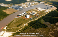 $2.2 Billion LNG Liquefaction Facility Announced for Port of Lake Charles