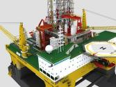 Frigstad Places $1.3 Billion Newbuild Order for Ultra-Deep Water Rigs