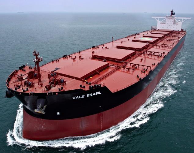 vale brasil vloc bulk carrier valemax