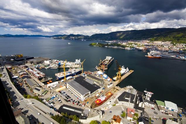 Bergen group bmv Laksevåg