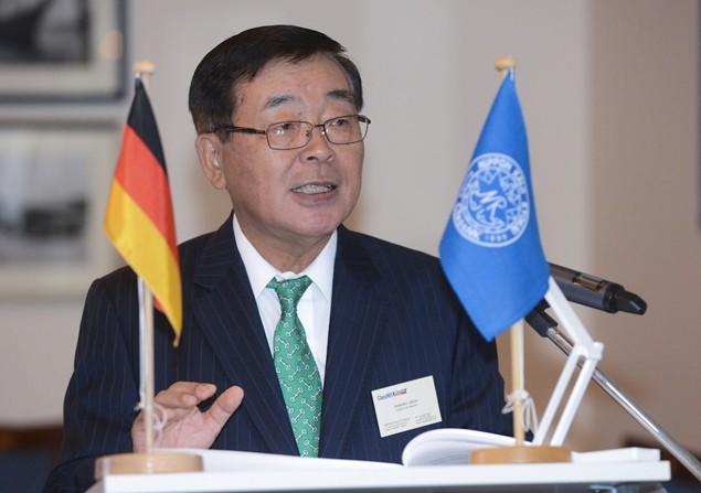ClassNK Chairman ueda