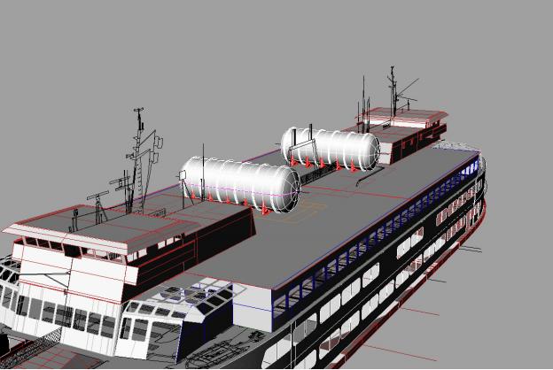 washington state ferries lng tanks