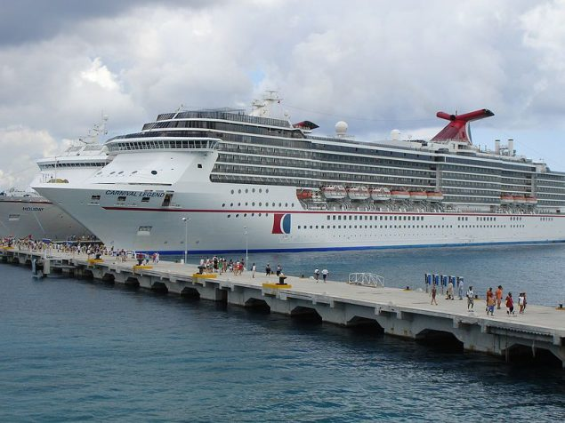 Carnival Legend in 2008. File photo via Wikipedia