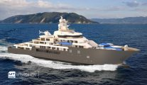 New Expedition Support Vessel Combines Offshore Performance with a Touch of Luxury