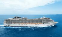 MSC Cruises Christens Ex-Gaddafi Ship
