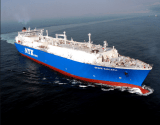 GDF Suez Signs 4-Year Charter for NYK LNG Carrier, Grace Barleria