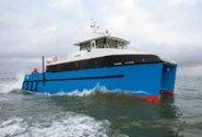 Simrad IMO Approved HSC Argus Radar system to guide Baltic Passenger Vessels