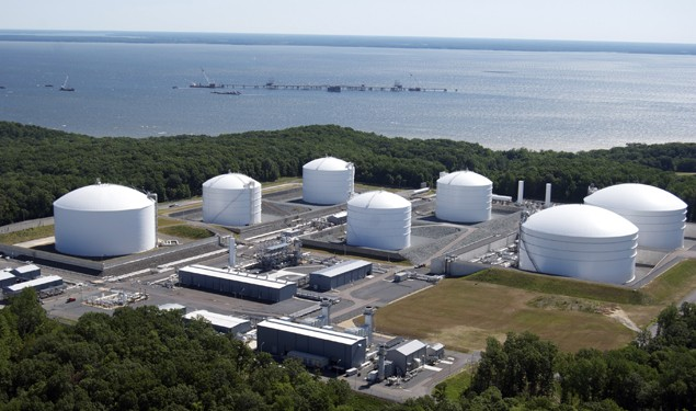 cove point lng terminal dominion