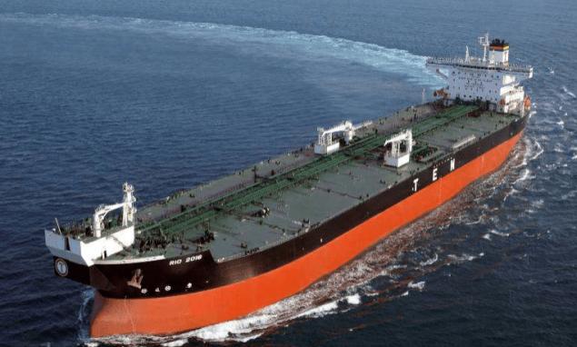 Brazil 2016 DP2 Shuttle Tanker tsakos