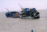 Tanker Sinks Following Collision with Car Carrier in Myanmar