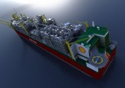 Woodside Considering Three Floating LNG Facilities at Browse