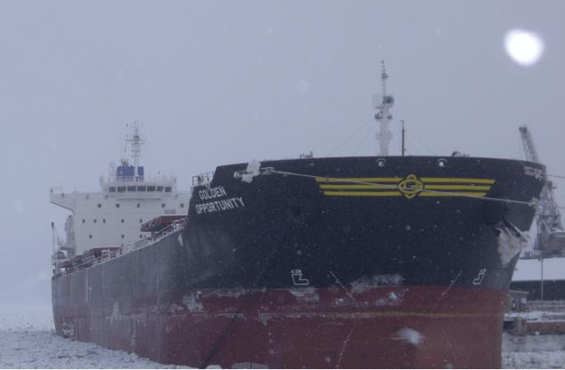 golden opportunity icei-class bulk carrier