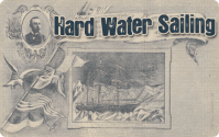 Maritime Monday for May 27th, 2013: Hard Water Sailing
