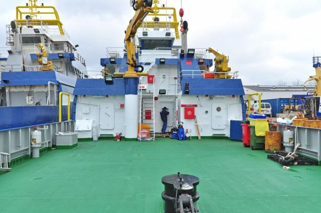 astra g Seismic Research Support damen
