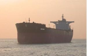 Diana Shippings MV Boston. Photo courtesy Diana Shipping
