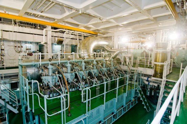 RT-flex58T, version D engine MV Shansi
