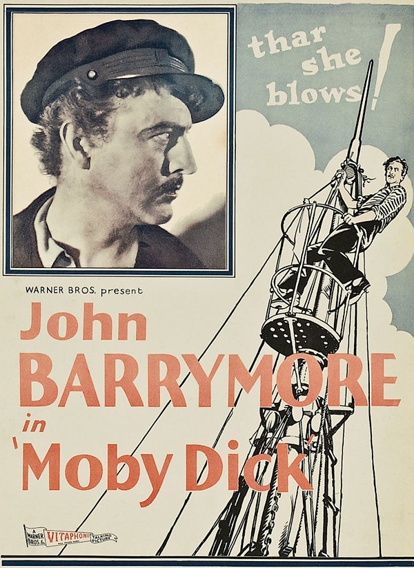 Moby Dick Barrymore