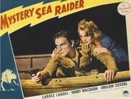 Mystery Sea Raider inset