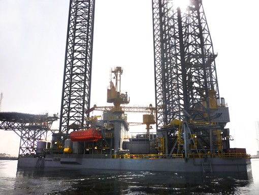offshore freedom jack-up rig