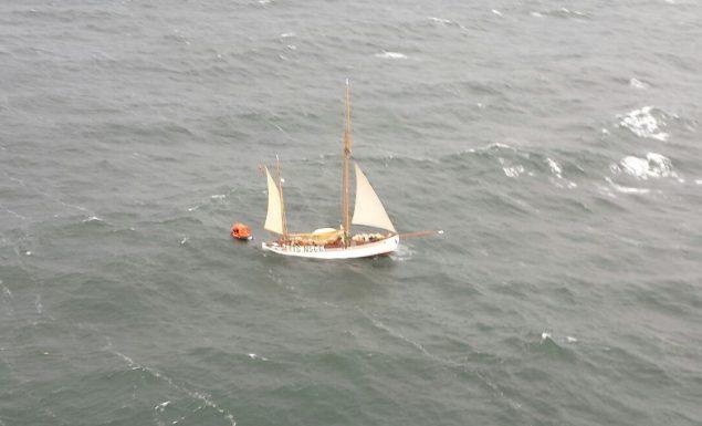 Wyvern. Photo: Sjöfartsverket