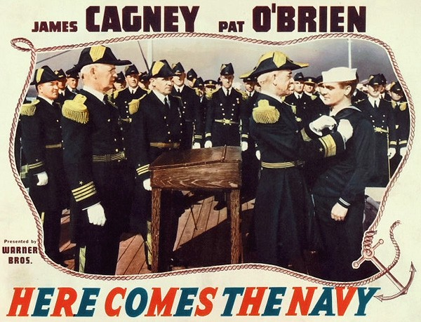 here comes navy