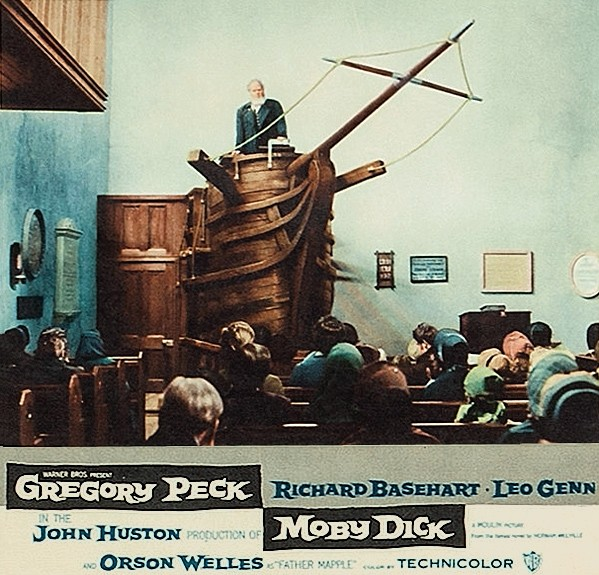 Moby Dick Peck