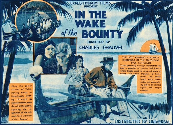 In the Wake of the Bounty (Universal, 1933)