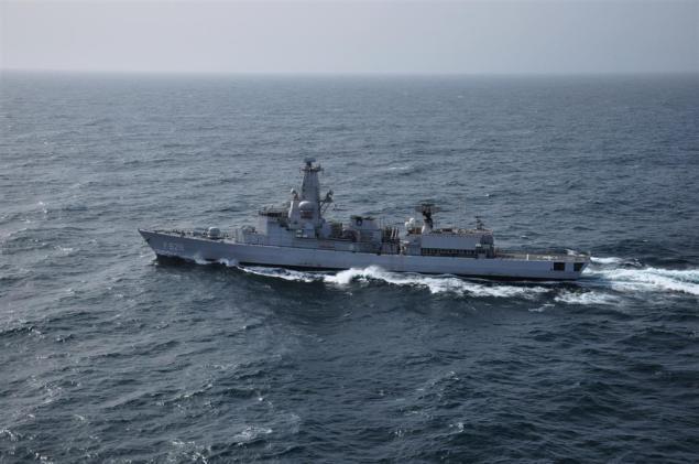 HNLMS Van Speijk F828 Maersk Mc-Kinney Møller