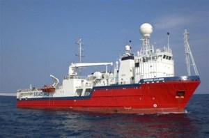 northern explorer seismic vessel seabird exploration