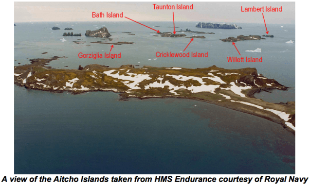 aitcho islands