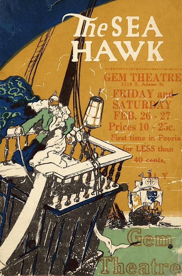 Sea Hawk 24 program