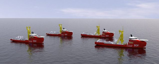 vard dof subsea technip pipelay