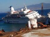 """Scrap Yard Workers Killed on Board """"Love Boat"""""""