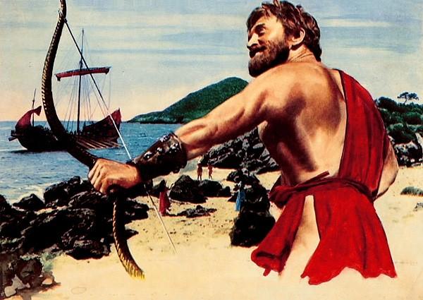 The Odyssey starring Kirk Douglas