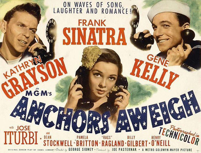 Anchors Aweigh (MGM, 1945)