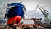 Jumbo's K3000 Heavy Lift Ship Launch Calls for Jumbo Photos