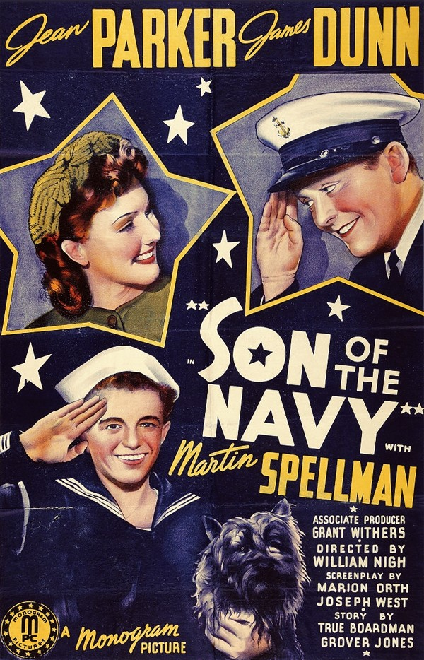 Son of the Navy (Monogram, 1940)