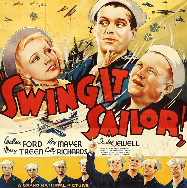 Swing It, Sailor (Grand National, 1938)