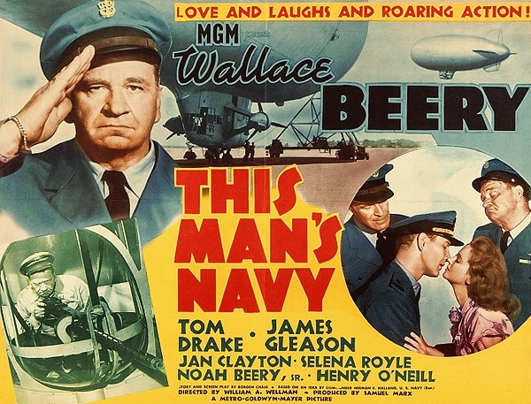 This Man's Navy (MGM, 1945)
