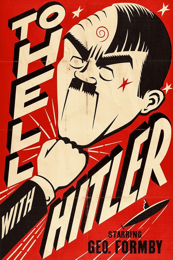 To Hell with Hitler (Film Alliance of the United States, 1940)