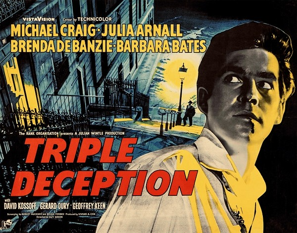 Triple Deception (Rank, 1956)