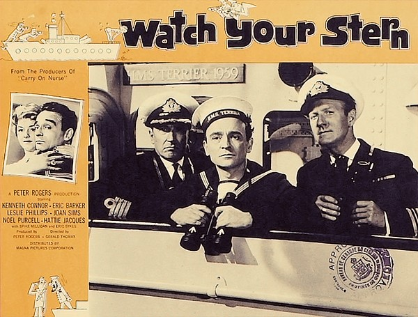 Watch Your Stern (Magna, 1961)